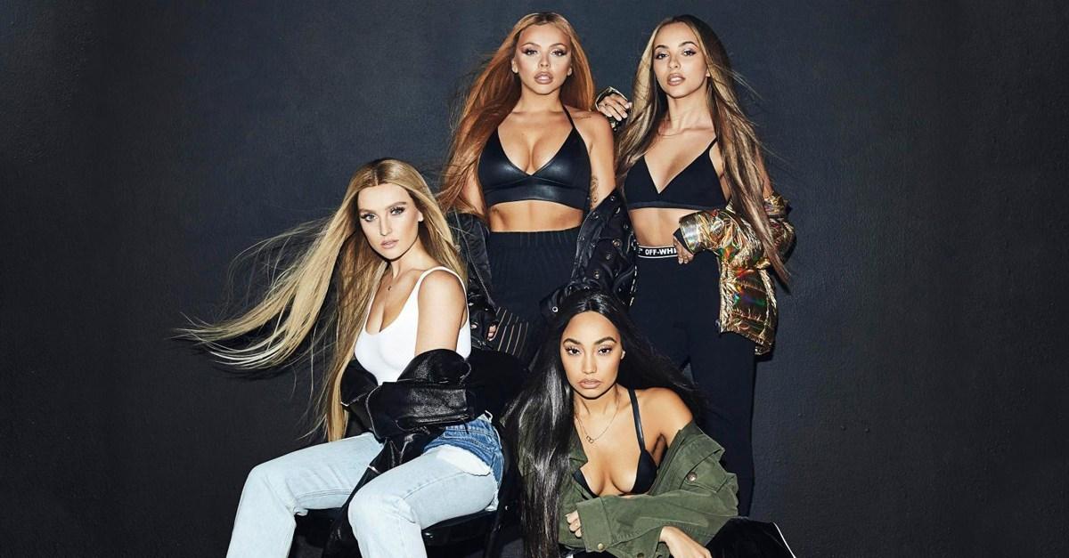 Depois Do Lancamento De Bounce Back O Little Mix Continua Produzindo Um Novo Album Hiper 93 9 Fm